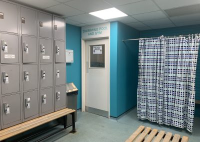 Changing room 1